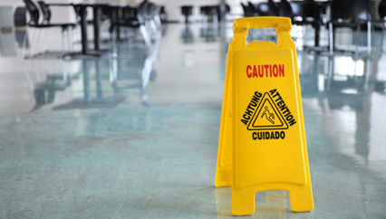 Orange County Slip and Fall / Trip and Fall Attorney Services